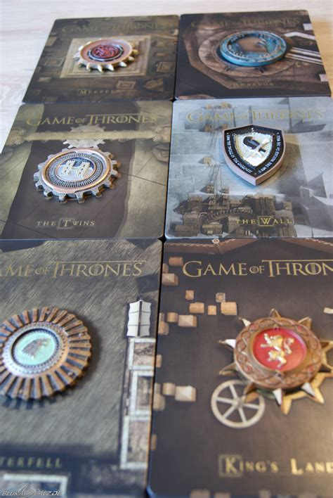 [Review] Game of Thrones – Staffel 5 – Steelbook › Bluray