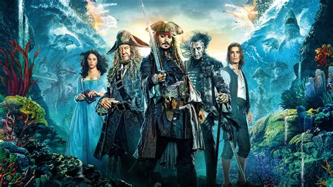 Pirates of the Caribbean: Dead Men Tell No Tales (2017) ️