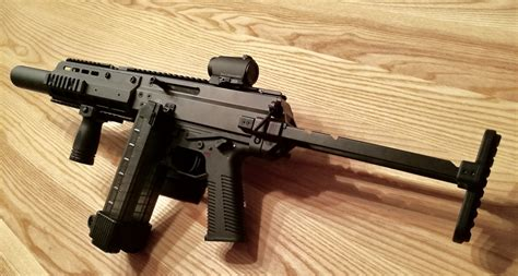 'Real Deal' B&T APC9SD In The Wild -The Firearm Blog