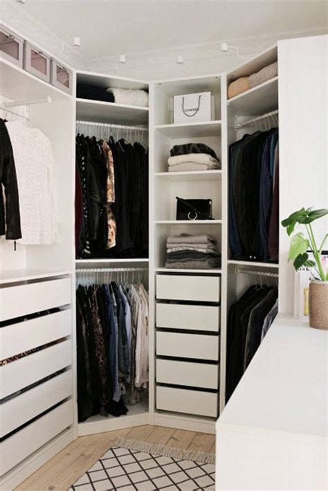 20+ Dreamy Walk-In Closet Ideas - FROM LUXE WITH LOVE