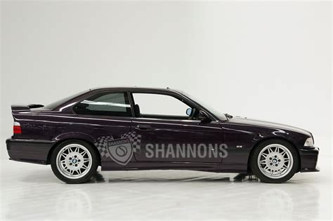 Sold: BMW M3 E36 Coupe Auctions - Lot 64 - Shannons