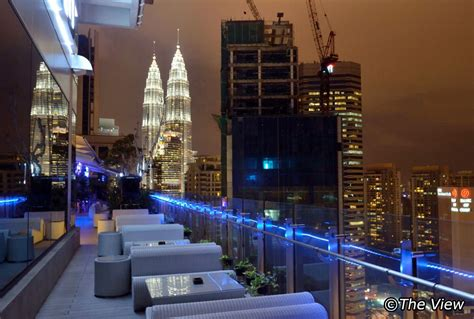 10 Great Rooftop Bars in KL - KL Magazine