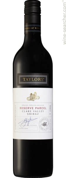 2017 Taylors Reserve Parcel Shiraz, Clare Valley   prices