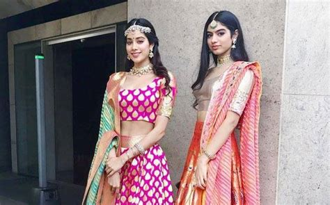 Sridevi's younger daughter Khushi Kapoor to make a small