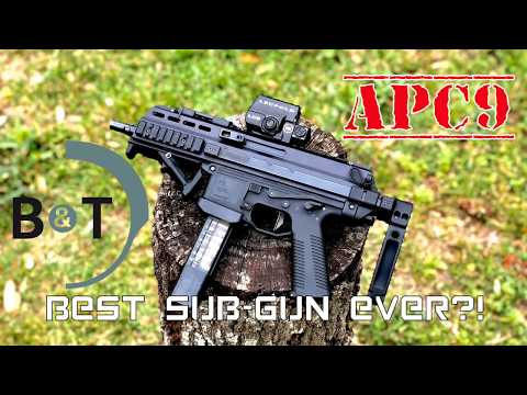 B&T APC9-G Trigger Group Complete