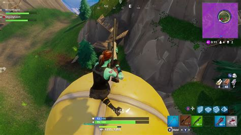 Crazy Supply Drop play for the Win! : FortNiteBR