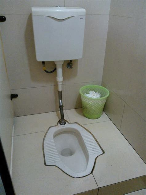 Why every ATO employee should be using squat toilets | SBS