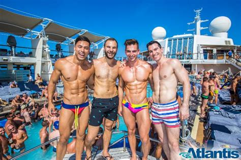 Cruising with Pride   All Gay Cruises