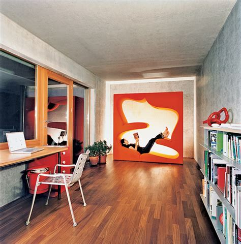 Popular: Living Tower by Verner Panton, made by Vitra