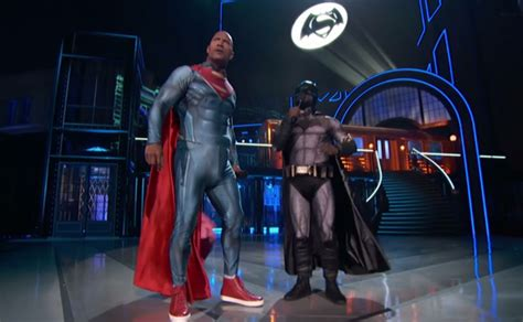WILL SMITH Wants To Fill-In As BATMAN, THE ROCK & KEVIN
