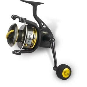 BLACK CAT Shadow Spin FD 860 Wallerrolle Wels by TACKLE