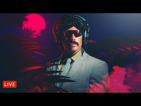 Dr DisRespect takes a jab at League of Legends streamer