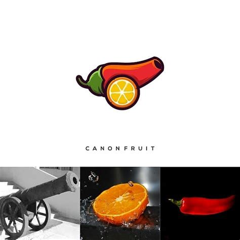 Designer Creates Clever Logos By Combining Two Different