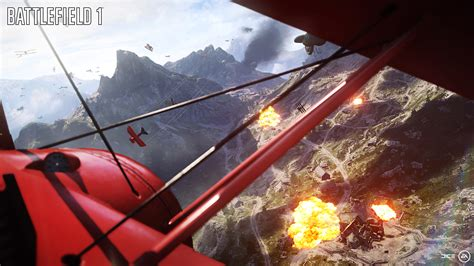 Battlefield 1 not just muskets and trench warfare, says
