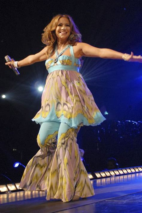 Jennifer Lopez's Best Concert Looks Throughout The Years