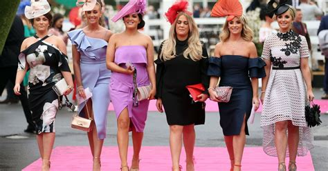 Best dressed racegoers from Grand National Ladies Day 2018