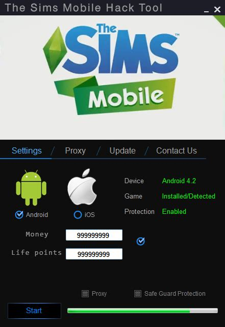 The Sims Mobile Hack Cheats Tool for Android & iOS - Posts