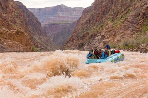 Self-Drive 1-Day Grand Canyon Whitewater Rafting Tour 2019