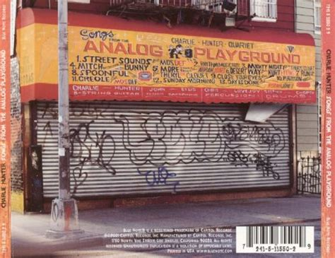 Songs from the Analog Playground - Charlie Hunter Quartet