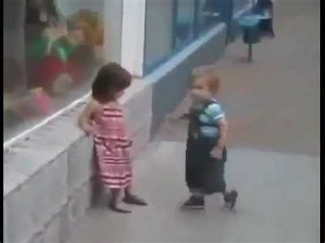 Little Boy Gets Rejected, Doesn't Understand Rejection And