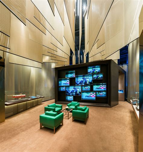 Rolex Opens Expansive Boutique in Singapore Featuring