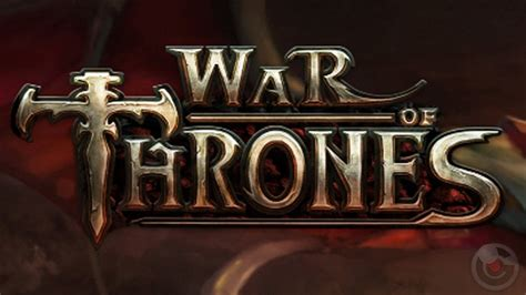 War of Thrones -- Strategy Game - iPhone/iPod Touch/iPad
