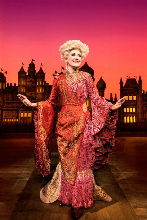 First look: Anita Dobson as Madame Morrible and new cast