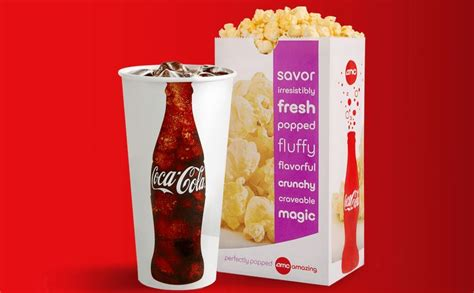 AMC: Fountain Drink & Popcorn for $5 :: Southern Savers