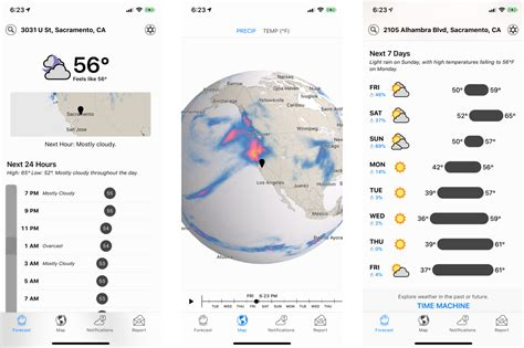 Best Weather Apps for iPhone in 2020 | iMore