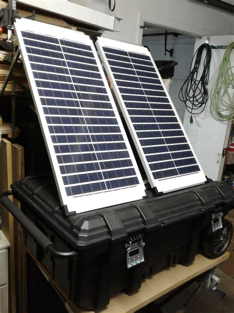SOLAR GENERATORS: Build-It-Yourself Plans Beat Ready-Made