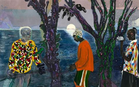 Peter Doig, Michael Werner Gallery, review: proof that the
