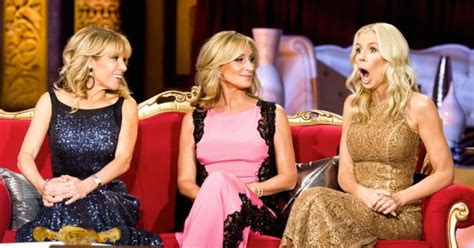 Real Housewives of NYC Reunion Part 1 Recap -- Vulture
