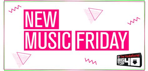 New Music Friday: 28th July 2017 - BigTop40