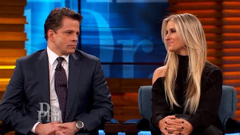 Anthony Scaramucci and wife Deirdre Ball say 'marital