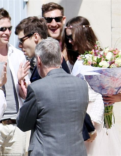 James Righton gushes about his low-key wedding to 'amazing