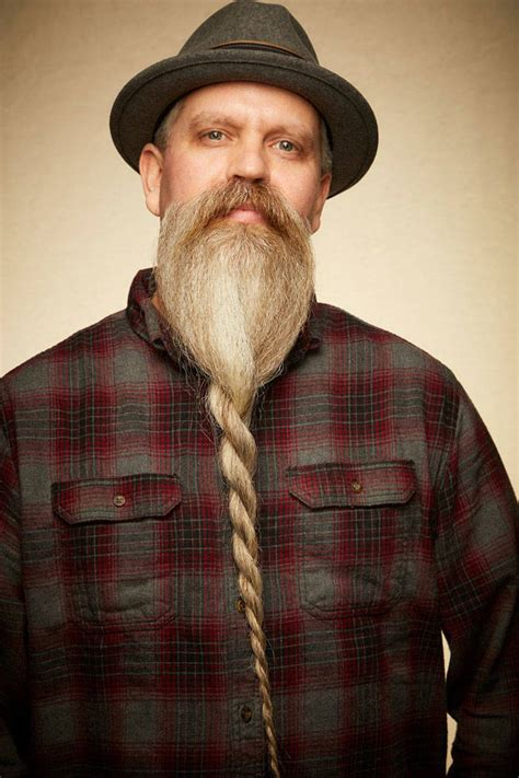 The Best Contestants From 2019 National Beard and Mustache