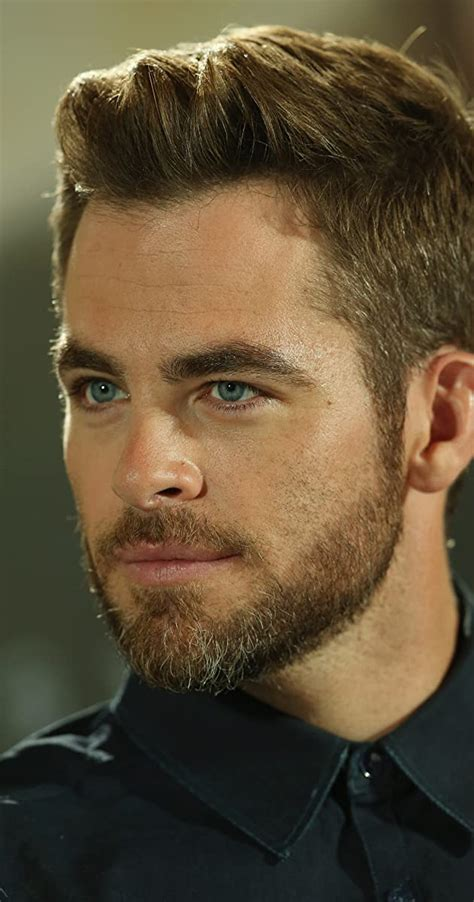 """""""IMDb First Credit"""" Chris Pine on Being Part of a Team in"""