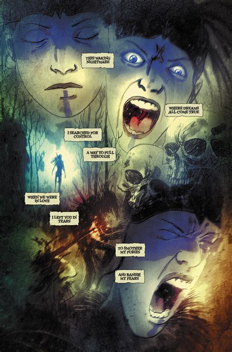 Preview: Hellblade: Senua's Song #1 – Taylor Network of