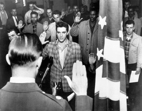 Elvis Joins the Army (1958) | 10 Music Publicity Stunts