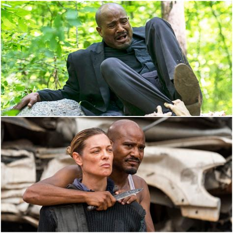 The Walking Dead Season 7: Father Gabriel's Evolution and