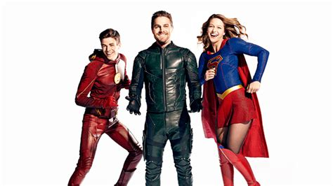 First Promo and Photos From the Big DC/CW Crossover