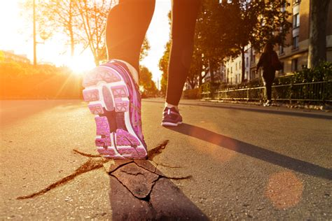 Run For Your Life: 6 Health Benefits Of Running Just 5